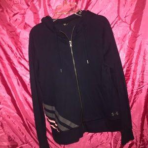 Under Armour women's Zip hoodie